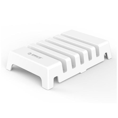 ORICO Desktop Charging Bracket 5-slot for Phone and Tablet - DK305 - White