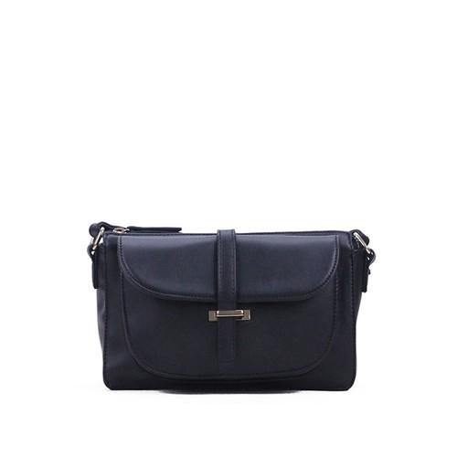 Silvertote Risa Sling Bag Black