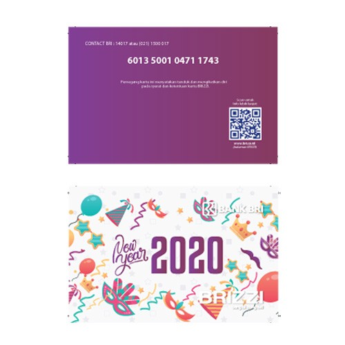 Brizzi Happy New Year 2020 - Celebration
