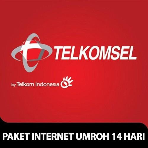 Telkomsel Paket Internet Umroh 14 hari