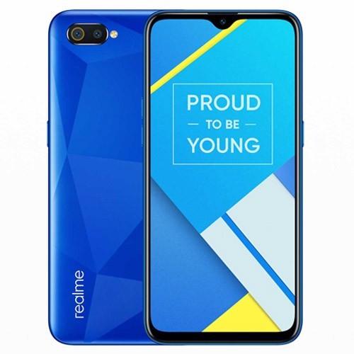 Realme C2 (RAM 2GB/32GB) - Blue