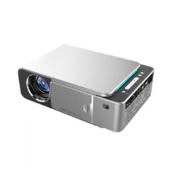 UNIC T6W - LED 720P HD Projector 3500 Lumens with Android 7.1 OS Silver