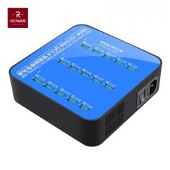ROCKWARE 860T - Smart Charger 15 USB QC3.0 Ports - 300W