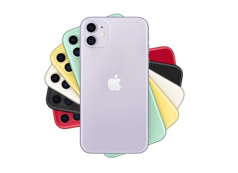 Apple iPhone 11 128GB - Purple