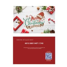Brizzi BRI Merry Christmas