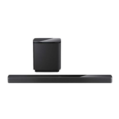 Bose Soundbar 700 + Bass Module 700 - Black
