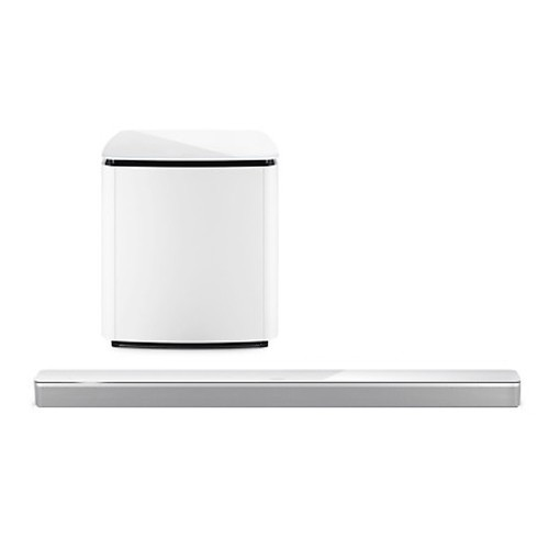 Bose Soundbar 700 + Bass Module 700 - White