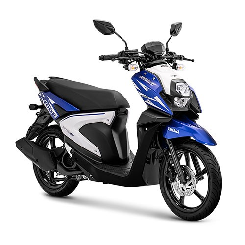 Yamaha Motor New X-Ride 125 - Racing Blue (Jakarta)