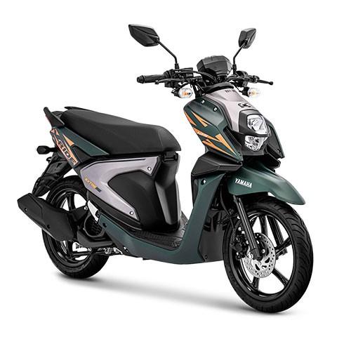 Yamaha Motor New X-Ride 125 - Extreme Green (Jakarta)