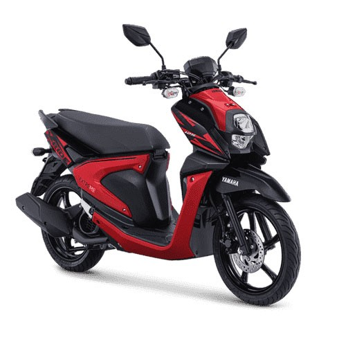 Yamaha Motor New X-Ride 125 - Attractive Red (Jakarta)