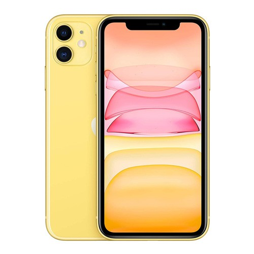 Apple iPhone 11 128GB - Yellow