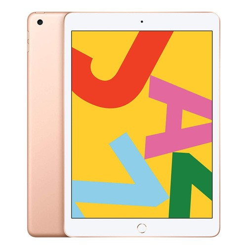 New Apple iPad 7 10.2 inch Wifi Only 128GB - Gold