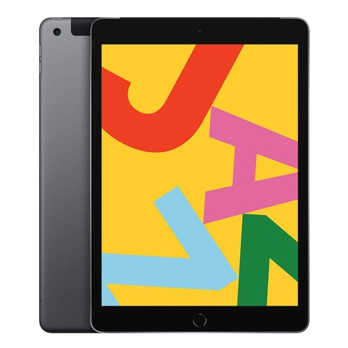 New Apple iPad 7 10.2 inch Wifi + Cellular 32GB - Space Gray