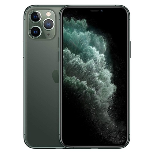 Apple iPhone 11 Pro Max 64GB - Midnight Green