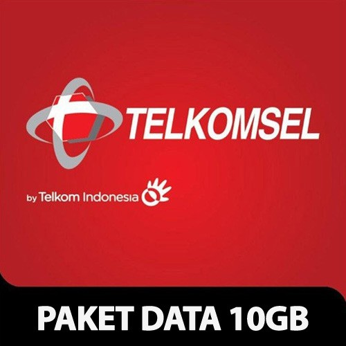 Telkomsel Paket Data 10GB