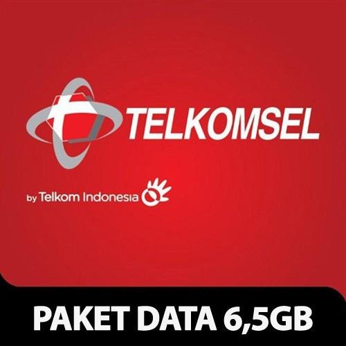 Telkomsel Paket Data 6.5GB