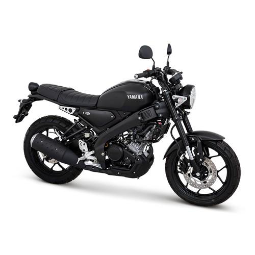 Yamaha Sepeda Motor XSR 155 - Matte Black Elegance (Tangerang)