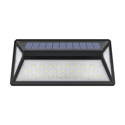 Solar Powered Waterproof Outdoor Wall Light with 33 LED SL-880