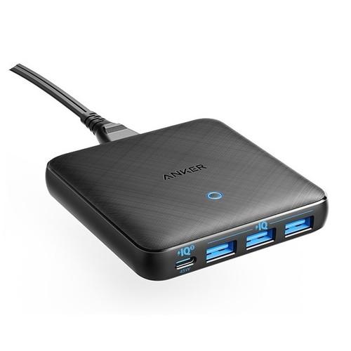 ANKER A2045 - PowerPort Atom III Slim 65W - 4 USB Port