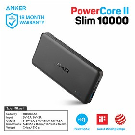 Quick Charge 3.0 Anker Powe