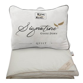 Signature Goose Down Quilt