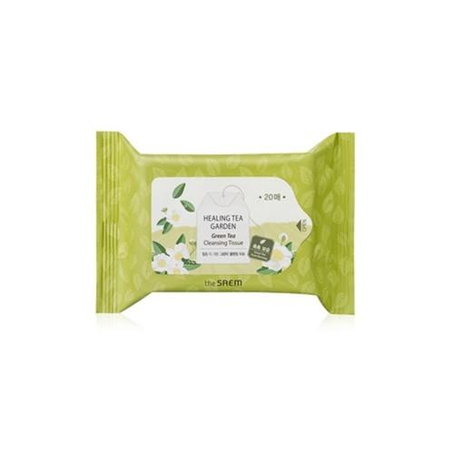 Healing Tea Garden Green Tea Cleansing Tissue ( 20 sheet )