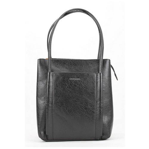 Silvertote Delaine Tote Bag Black