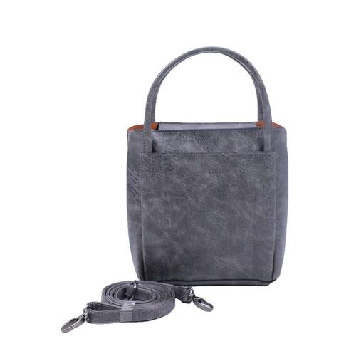 Silvertote Delaine S Sling Bag Grey