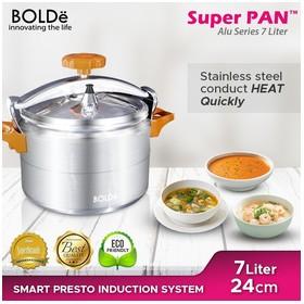 BOLDe Super Pan Presto Alu