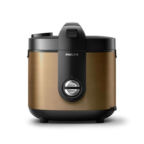 Philips Rice Cooker HD3132/34 - Gold