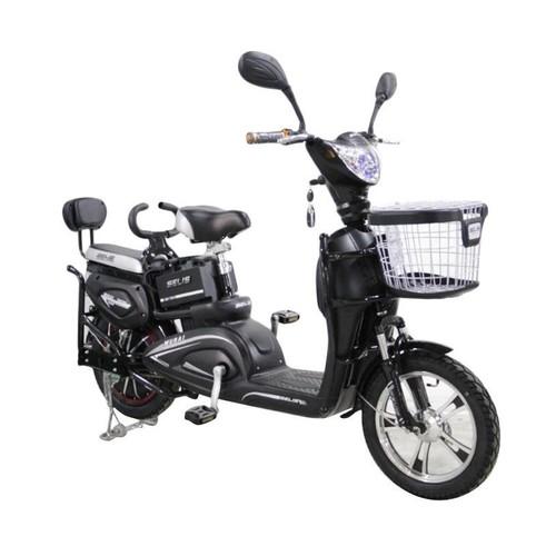 Selis Sepeda listrik type Murai - Hitam