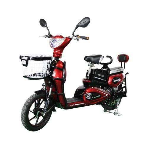 Selis Sepeda listrik type Murai - Merah
