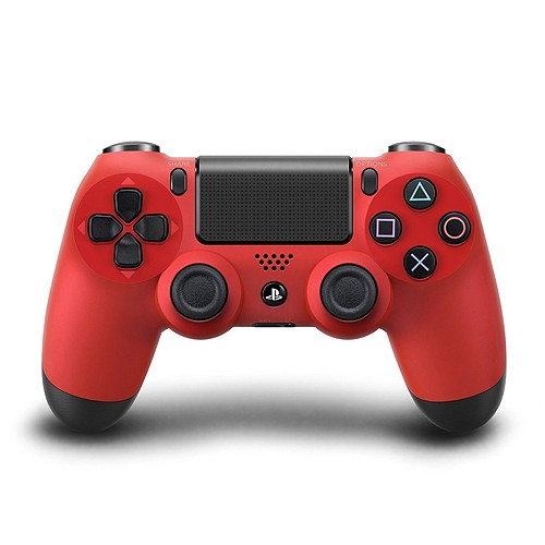 Sony Joystick Dual Shock PS4 - Red
