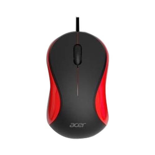 Acer Mouse AMW 910 - Red/Black
