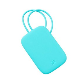 90FUN Silicon Luggage Tag -