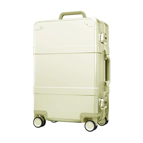 90FUN Aluminum Luggage 20 inch - Gold