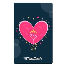 BNI Tapcash Edisi Valentine