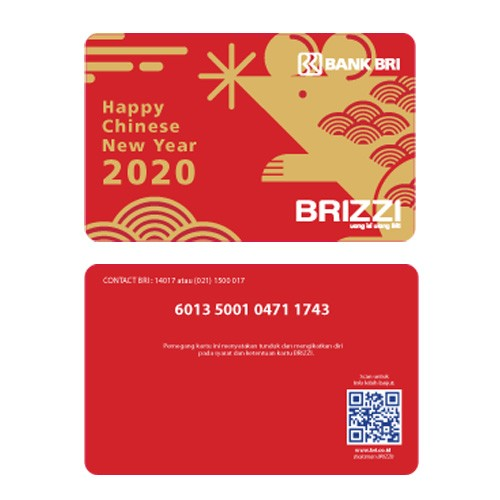 Brizzi Happy Chinese New Year 2020
