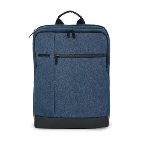 90FUN Classic Business Backpack - Dark Blue