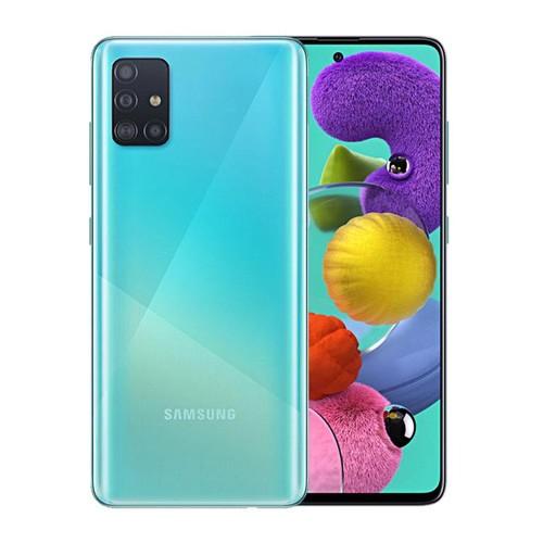 Samsung Galaxy A51 (RAM 6GB/128GB) - Prism Crush Blue