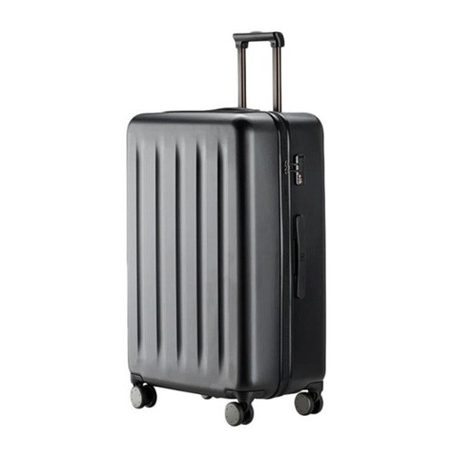 90FUN PC Luggage 24 inch - Black