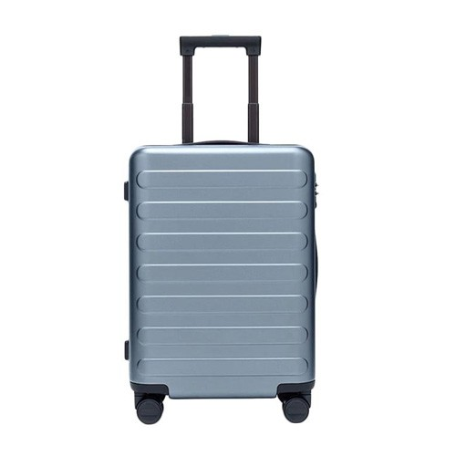 90FUN SEVEN-Bar Business Travel Suitcase 28inch - Blue