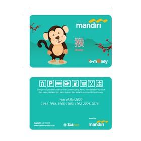 Mandiri e-Money Shio - Mony