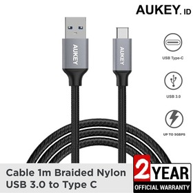 Aukey Cable 1M Braided USB