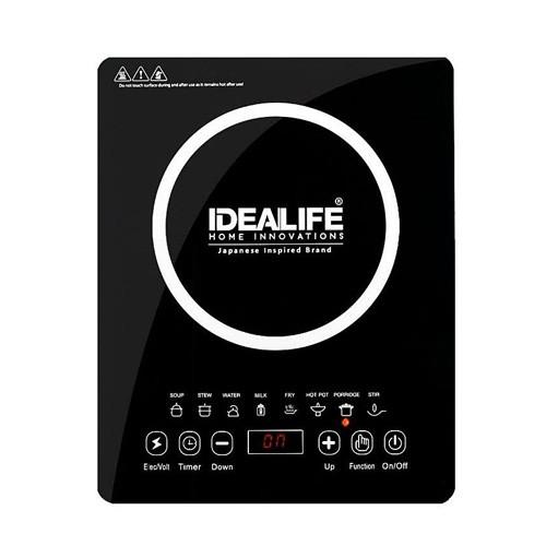 Idealife Induction Cooker Kompor Listrik Induksi 1 Tungku IL-201