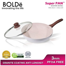 BOLDe Super Pan Wok 26 cm g