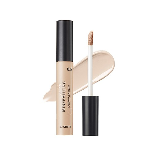 Mineralizing Creamy Concealer 0.5 Snow