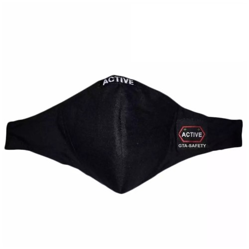 Active Plus - Anti Pollution Mask with Activated Carbon Filter