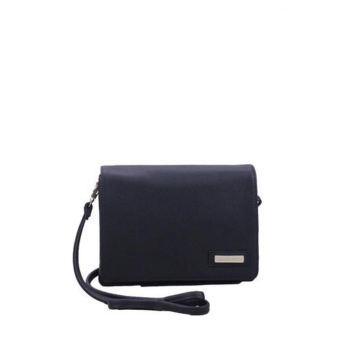 Silvertote Isla Sling Bag Black
