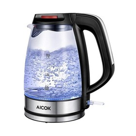 AICOOK Glass Electric Kettl